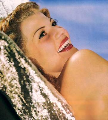 Our lovely Rita Hayworth