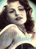 The Complete Films of Rita Hayworth