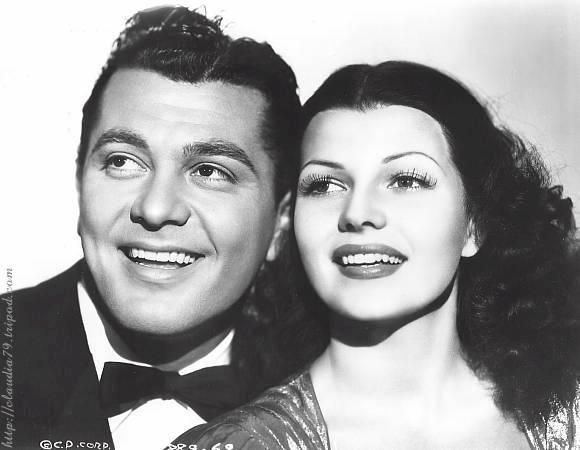Rita and Tony Martin