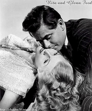 Rita and Glenn Ford