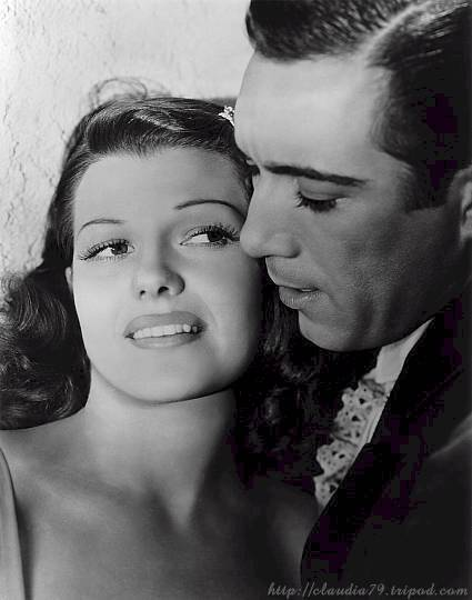 Rita and Anthony Quinn