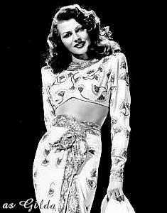 Gilda's cool sophistication