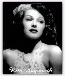 Rita Hayworth in You Were Never Lovelier