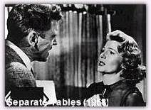 with Burt Lancaster in Separate Tables