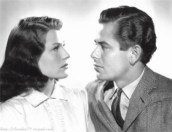 The Lady in Question- Rita and Glenn Ford