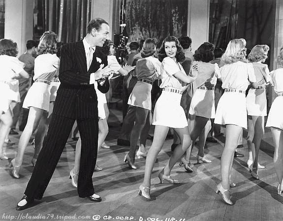 Rita and Fred do the 'Boogie Barcarole'